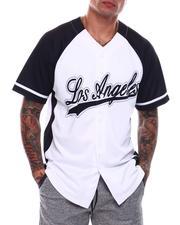 Shirts - Men's LA Baseball Jersey-2706708