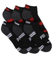Puma - 6Pk Training 1/2 Terry Low Cut Ultimate Socks-2705386