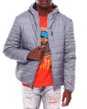 Outerwear - Bubble Jacket with Sherpa Lining-2707799