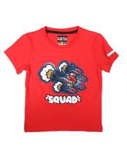 Sizes 2T-4T - Toddler - Squad Graphic Tee (2T-7)-2706122