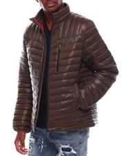 Outerwear - CONTRAST TRANISTIONAL PUFFER-2707821