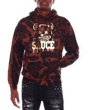 Buyers Picks - Sauce Foil Graphic Bleached Hoodie-2708344