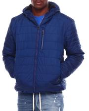 Outerwear - Bubble Jacket with Sherpa Lining-2707789