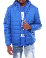 Outerwear - Bubble Jacket with Sherpa Lining-2707804