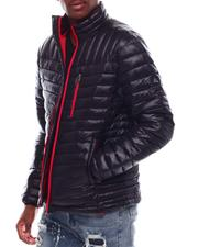 Outerwear - CONTRAST TRANISTIONAL PUFFER-2707827