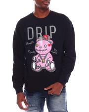Men - Drip Printed Sweatshirt-2707029