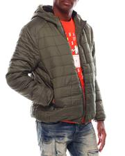Outerwear - Bubble Jacket with Sherpa Lining-2707809