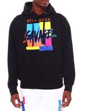 Buyers Picks - Self Made Savage Printed Hoodie-2706988