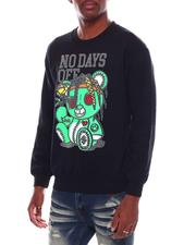 Men - No Days Off Printed Sweatshirt-2707085