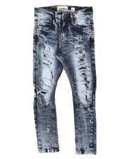 Arcade Styles - Rip & Repair Moto Jeans (8-20)-2707578