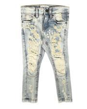 Sizes 4-7x - Kids - Rip & Repair Moto Jeans (4-7)-2707794
