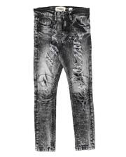 Arcade Styles - Rip & Repair Moto Jeans (8-20)-2707927
