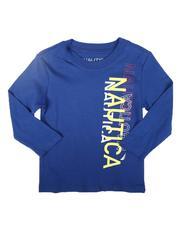 Sizes 2T-4T - Toddler - Logo Study Long Sleeve T-Shirt (2T-4T)-2708197