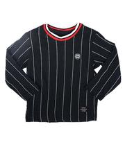 Sizes 2T-4T - Toddler - Striped Long Sleeve Tee (2T-4T)-2708285