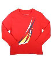 Sizes 2T-4T - Toddler - Layered JClass Long Sleeve T-Shirt (2T-4T)-2708219