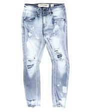 Arcade Styles - Rip & Slash Jeans (8-20)-2708750