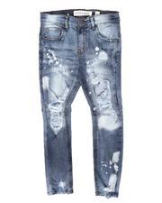 Arcade Styles - Rip & Slash Jeans (8-20)-2708770