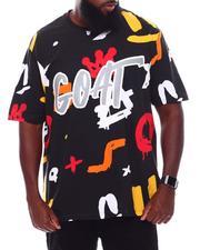 Sets - GOAT Graphic T-Shirt & Hat Set (B&T)-2708009