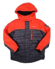 Outerwear - Fleece Lined Bomber Jacket (8-20)-2709846