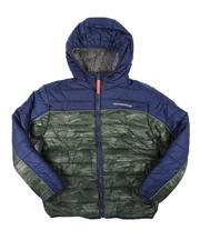 Outerwear - Reversible Puffer to Sherpa Jacket (8-20)-2709851