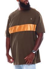 Short-Sleeve - Velvet Stripe Core T-Shirt (B&T)-2708910