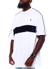 Short-Sleeve - Velvet Stripe Core T-Shirt (B&T)-2708934