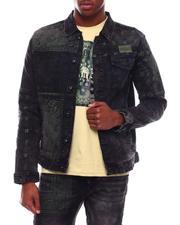 Outerwear - FLY SCHOLAR DENIM JACKET-2707501
