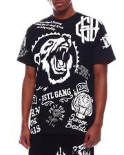 Hustle Gang - HEAVY CHARM Tee-2709169