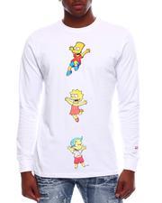 T-Shirts - SPRINGFIELD FUN LONG SLEEVE TEE-2710412