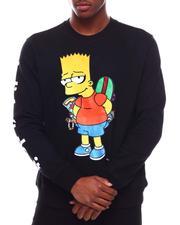 Sweatshirts & Sweaters - SCHEMING BART CREWNECK-2710450