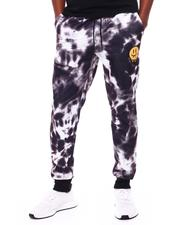 Buyers Picks - Tie Dye Dripping Smiley Face Jogger-2709469