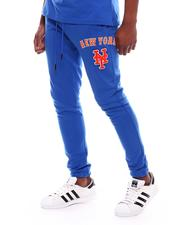 Jeans & Pants - NEW YORK METS STACKED LOGO SWEATPANT-2710312
