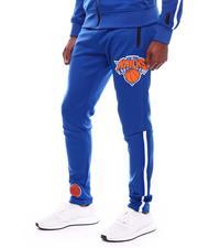 Jeans & Pants - NEW YORK KNICKS PRO TEAM TRACK PANT-2710345
