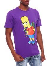 T-Shirts - SCHEMING BART SHIRT-2710387