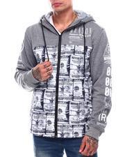 Outerwear - Bands Hybrid Jacket-2710883