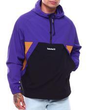 Outerwear - WINDBREAKER PULLOVER JACKET-2706029