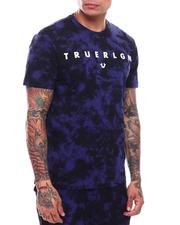 True Religion - SS TIE DYE TRUE Tee-2705566