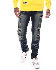 Men - Rip & Repair Premium Denim Jean-2710524
