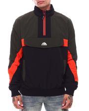 Outerwear - COLOURBLOCK TRACK OVERHEAD Jacket-2709829