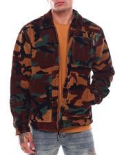 Outerwear - CAMO CORDUROY CHORE JACKET-2710647