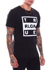 True Religion - SS CUBE TRUE RLGN Tee-2705493