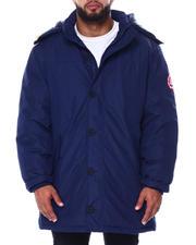 Men - Heavy Snorkle Zip Up Jacket (B&T)-2711671