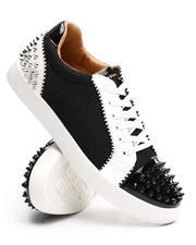 Men - Studded 2 Tone Sneakers-2710215