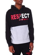 Men - RESPECT FLEECE HOODIE-2710894