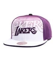 Men - Los Angeles Lakers 11-12 Draft Snapback HWC-2711207
