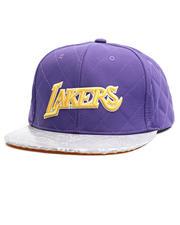 Men - Los Angeles Lakers Diamond Base Snapback HWC-2711208