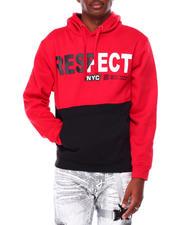 Men - RESPECT FLEECE HOODIE-2710899