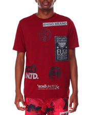 Men - ALL PATCHED UP PLACEMENT SS CREW-2711722