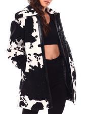 Women - NVLT Cow Berber Jacket-2705301
