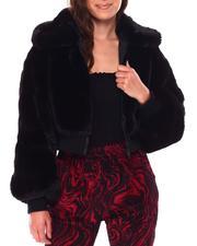 Women - Faux Fur Boomer Jacket-2708466
